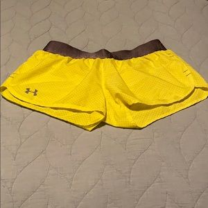 Under Armour Running Shorts - Medium